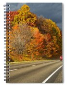 Stormin' Through Pennsylvania 2 Spiral Notebook