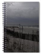 Stormy Weather Swp Spiral Notebook
