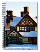 Storybook House Spiral Notebook