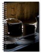 Stovetop Still Life Spiral Notebook