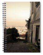 Strada Bella Spiral Notebook