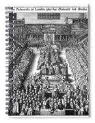 Strafford Trial, 1641 Spiral Notebook