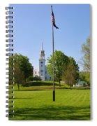 Strafford Vermont Spiral Notebook