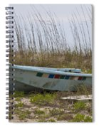 Stranded Spiral Notebook