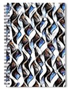 Strands And Things Spiral Notebook