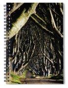 Stranocum, Co. Antrim, Ireland Spiral Notebook