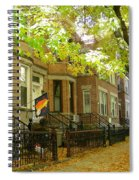Windsor Terrace Spiral Notebook