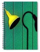 Street Life Spiral Notebook