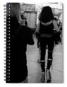 Street Photographer Spiral Notebook