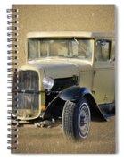 Street Rod Spiral Notebook