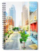 Street's Of Louisville Spiral Notebook