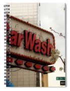 Streets Of New York 11 Spiral Notebook