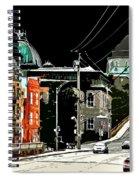 Streetside Spiral Notebook