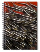 Striped Catfish Spiral Notebook