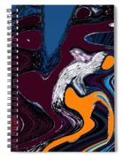 Striving Spiral Notebook