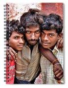 Strong Bonds Spiral Notebook