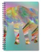 Strong Impression Spiral Notebook