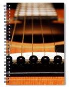 Strum Front Spiral Notebook