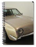 Studebaker Avanti Spiral Notebook