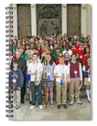 Students Catholic Schools 2007 Spiral Notebook