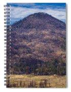Studies In Sugarloaf Peak 4 Spiral Notebook