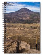 Studies On Sugarloaf Peak 3 Spiral Notebook