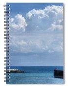 Studio Lighthouse Spiral Notebook
