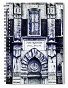 Study Of One Of The Oldest Catholic Churches In New Orleans Spiral Notebook