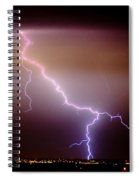 Subsequent Electrical Transfer Spiral Notebook