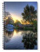 Suburban Sunrise 2.0 Spiral Notebook