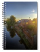 Suburban Sunrise 6.0 Spiral Notebook