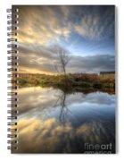 Suburban Sunrise 7.0 Spiral Notebook