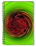 Sucked In... Spiral Notebook