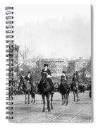 Suffragettes, 1913 Spiral Notebook
