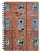 Sugar Mill Broken Windows Spiral Notebook