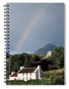 Sugarloaf Mountain, Glengarriff, Co Spiral Notebook