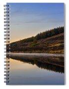 Suilven Across Loch Craggie Spiral Notebook