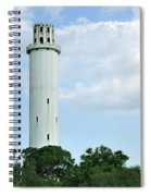 Sulfur Springs Water Tower Spiral Notebook