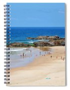 Summer At Port Macquarie Spiral Notebook