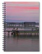 Summer Awaits Spiral Notebook