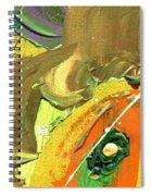 Summer Bliss II Spiral Notebook
