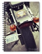 Summer Fever Spiral Notebook