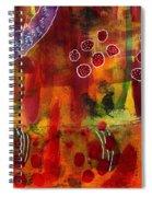 Summer Holiday Fun Spiral Notebook
