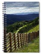 Summer In Vail - Colorado Spiral Notebook