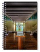 Summer Palace Spiral Notebook
