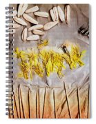 Summer Stay In My Secret Garden Spiral Notebook