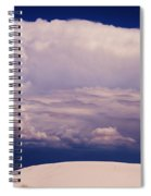 Summer Storms Over The Mountains 2 Spiral Notebook
