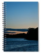 Summer Sundown Spiral Notebook