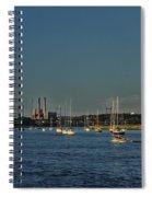 Summers Canal Spiral Notebook