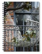Summertime Livin' In The Big Easy Spiral Notebook